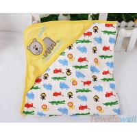 Buy cheap Hooded Baby Towels  Lint Free, Ultra Soft, Durable, Machine Washable. from wholesalers