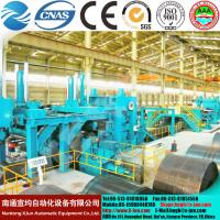 Buy cheap Hot! MCLW43-6*1250 Technical parameters for Leveling machine from wholesalers