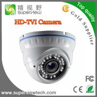 "Buy cheap 1/3"" SONY CMOS 1.3M TVI camera with 2.8-12mm varifocal lens,36pcs IR LED Vandalproof Dome camera from wholesalers"