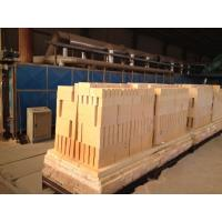 Buy cheap 65% High Alumina Refractory Brick Anti Stripng Thermal Insulating For Glass Kiln from wholesalers