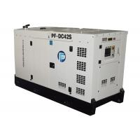 Buy cheap 40KVA Super Silent Three Phase Cummins Diesel Generators for Home Use product