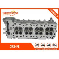 Buy cheap TOYOTA Gasoline Engine 3RZ FE Cylinder Head 11101 - 79087 16V 4CYL EFI 8 Holes from wholesalers