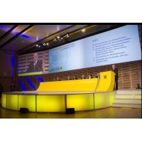 Buy cheap Light Weight LED Digital Display Screens Picture Wrinkle Less  For Event Stage from wholesalers