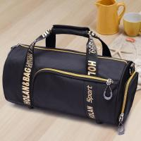 Buy cheap Nylon Duffel Luggage Column Leisure Travel Bag For Shot Distance Training from wholesalers