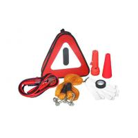 Buy cheap Auto Emergency Tool Kit with Booster Cable and Tow Rope from wholesalers