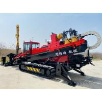Buy cheap 600KN Horizontal Directional Drilling Machine Large Torsion ISO9001 from wholesalers