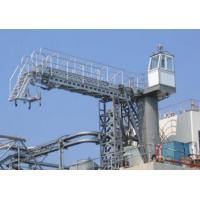Buy cheap E2 gangway column include ladder front ladder deck ladder rotatable platform upright post install 5000DWT~50000DWT Jetty from wholesalers