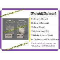 Buy cheap Steroid Solvent Polyethylene Glycol (PEG) PEG 400 / PEG 600 CAS No 25322-68-3 from wholesalers
