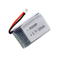 Buy cheap High Power 220mAh 3.7 V Rechargeable Lithium Polymer Battery from wholesalers