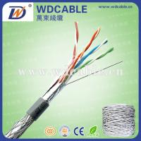 Buy cheap CE,ISO,ROHS Certificate, 4 Pairs Indoor&Outdoor UTP FTP SFTP Cat5e Cable Network from wholesalers