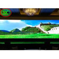 Buy cheap Stage Screen Wall Indoor Outdoor SMD Full Color Rental LED Display for Concert Events Conference Competition from wholesalers