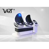 Buy cheap Automatic 2 Seats 9D Virtual Reality Cinema Simulator Equipment Amusement Ride from wholesalers