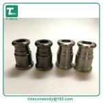 Buy cheap Aluminum holer glass baluster collar aluminum casting collar from wholesalers