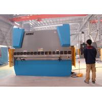 Buy cheap Automatic 3200MM 200 Ton Press Brake , NC Accurl Press Brake Hydraulic Bending Machine from wholesalers