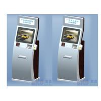 Buy cheap Banking Touch Screen Kiosks Online Bankbook Printer Finger Reader Scanner from wholesalers
