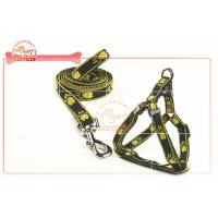 Buy cheap Customized Jacquard Dog Walking Harness / Comfortable large dog harness from wholesalers