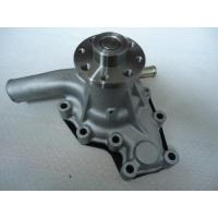Buy cheap Nissan forklift parts water pump from wholesalers