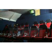 Buy cheap HD Image 6D Movie Theater With Cinema Special Effects from wholesalers