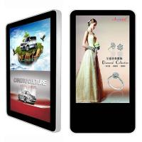 Top quality Iphone styled LCD HD advertising display with Durable Metal Housing for sale