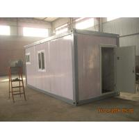 Buy cheap For Office Shop Store Cabin Shed House , Foldable Container Homes from wholesalers