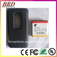 Buy cheap Extended Battery for HTC EVO 3D with 3600mAh  from wholesalers
