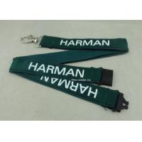 Buy cheap Customized Promotional Lanyard , Stain Lanyard Solid Color Printing from wholesalers