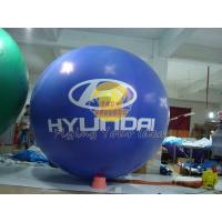 Buy cheap Inflatable Commercial helium balloons with Full digital printing for Outdoor advertising product