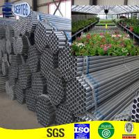 Buy cheap Round Hollow Structural Section MS Steel Tube from wholesalers