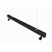 Buy cheap Surface Mounted PC Diffuser Cover 36w LED Linear Lighting Fixture from wholesalers