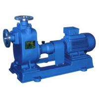 Buy cheap CYZ self priming pump/self priming water pum/self priming sewage pump product