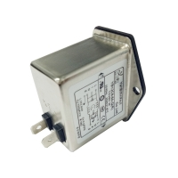 Buy cheap Air Compressor 72A 250VAC Power Line EMI Filter IEC Inlet Filters from wholesalers