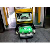 Buy cheap Differential Driving Mode Bi Directional Tunnel AGV Robot For Rack Handling product