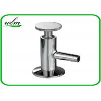 Buy cheap Sanitary Hygienic Liquid Sampling Valve Stainless Steel For Dairy Process from wholesalers