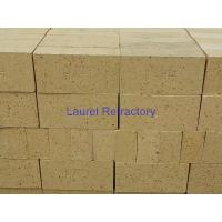 Buy cheap High Alumina Refractory Fire Bricks For Ceramic Tunnel Kiln , Iron Making Furnaces Firebrick from wholesalers