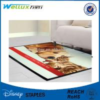 Buy cheap Non - toxic Gym Outdoor Rubber Floor Mats with Photo 1.5 MM Thickness REACH from wholesalers