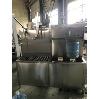 Buy cheap Cheaper price Semi-Automatic 5 gallon barrel bottle drinking water Filling Machine from wholesalers