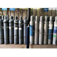 Buy cheap Colorless High Pressure Nitrogen Gas , 99.999% N2 Purity Cylinder Gas from wholesalers