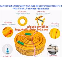 Buy cheap best sale high pressure flexible pvc spray hose pipe in agricultural spraying pump from wholesalers