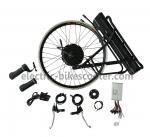 Buy cheap 36V 350W Motor E Bike Kit Front Rear Wheel Electric Bicycle Conversion Kit product