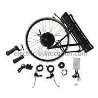 Buy cheap 36V 350W Motor E Bike Kit Front Rear Wheel Electric Bicycle Conversion Kit product