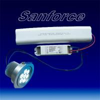 Led downlight kit with transformer