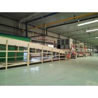 Buy cheap Natural Asphalt Carpet Back Coating Production Line Automatic Water - Cooling Control from wholesalers