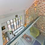 Buy cheap Indoor glass Balustrade u channel glass railing/glass balustrade U Channel Glass Terrace Railing U channel glass from wholesalers