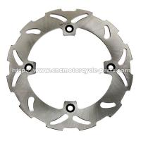 Buy cheap DR 250S Rear Motorcycle Rotors, High Performance Wavy Brake Discs Motorcycle from wholesalers