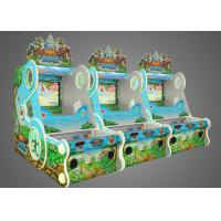 Buy cheap Touch Screen Fashion Arcade Shooting Machine With Multi Missions from wholesalers