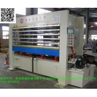 Buy cheap GUOSEN Hot Press machine for Aluminum Honeycomb Panel with big dimension from wholesalers