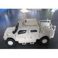 Buy cheap Professional realistic polyresin collectors replica truck 3D Modelling Buildings from wholesalers