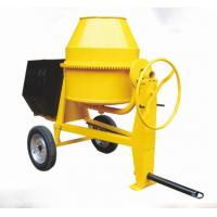 Buy cheap small portable concrete mixer  for sale electric diesel driven 500L 600L with wheels from wholesalers