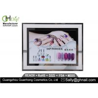 Buy cheap Durable Luxurious Purple Glitter Dip Powder Gel Polish Nail Designs 2 Oz Light Weight from wholesalers
