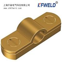 Buy cheap Earth Rod Ground Clamp, Copper material, Ground cable clamp, Goodelectricconduction from wholesalers